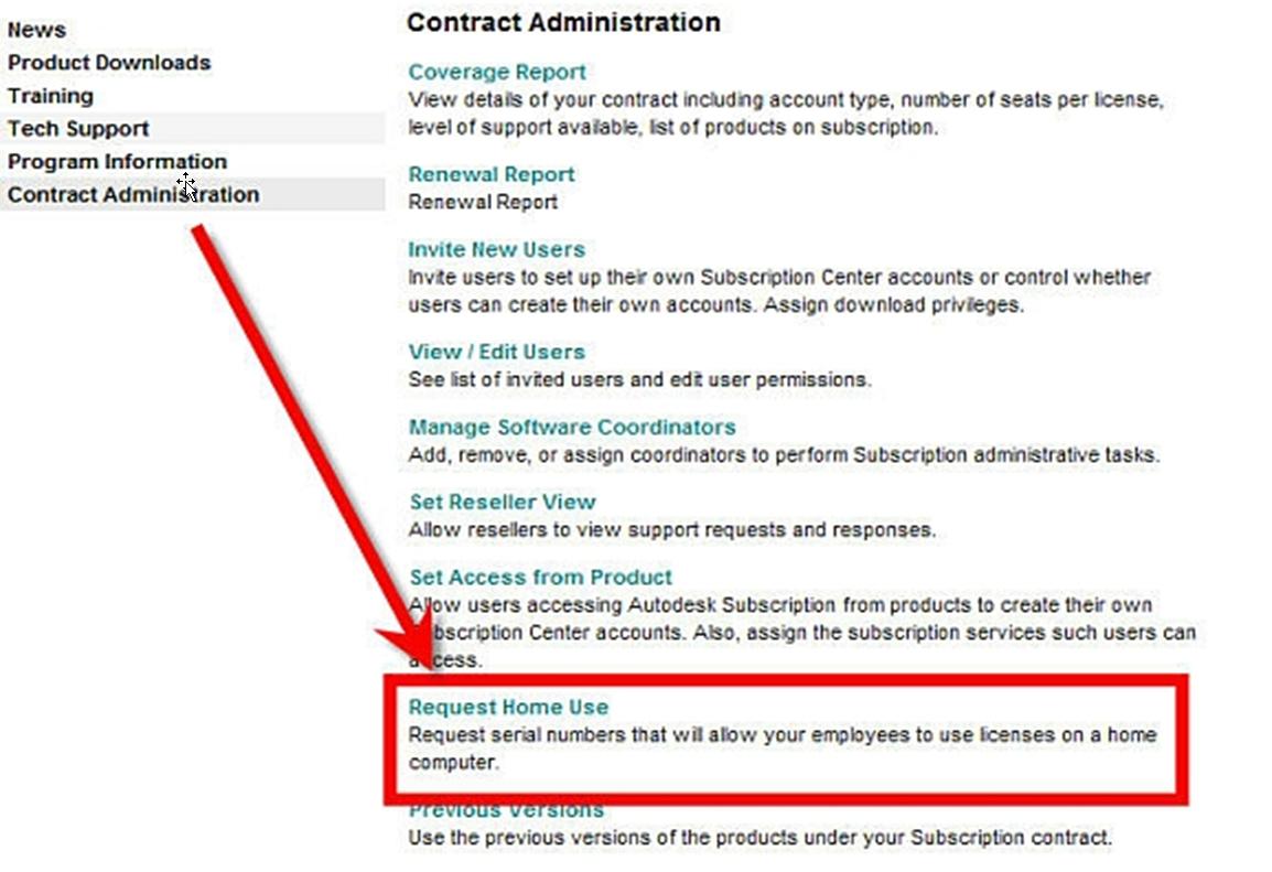 Uw Autodesk product ook thuis gebruiken
