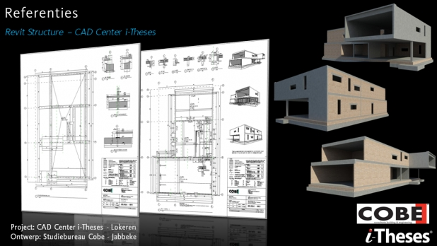 Studiebureau Cobe - CAD Center i-Theses